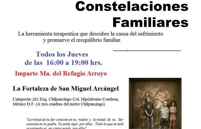 Curso Constelaciones Familiares