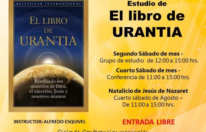 """Estudio de """"El Libro de URANTIA"""""""