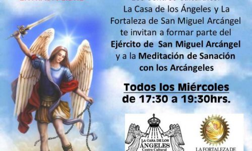 MEDITACIÓN ANGELICAL