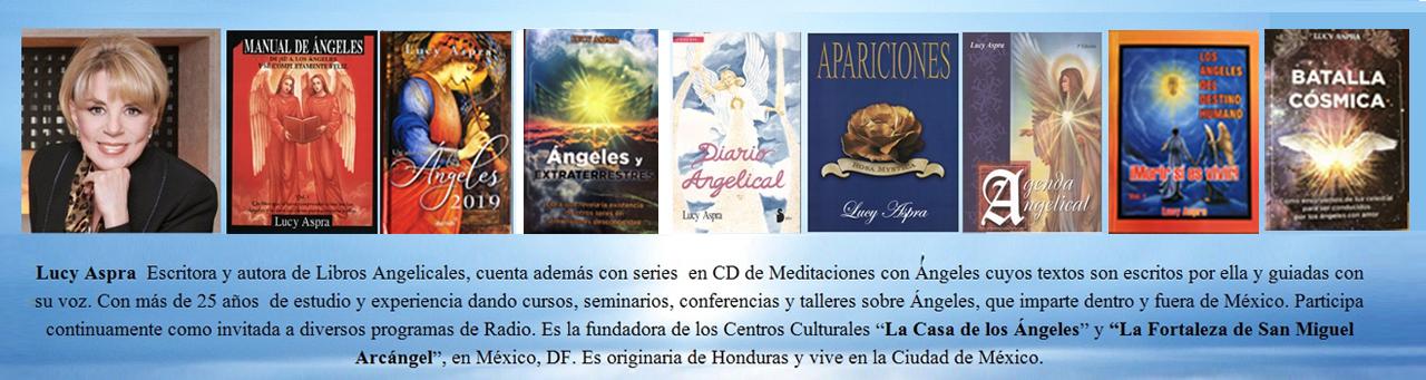 Libros de Lucy Aspra