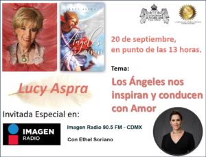 Entrevista a Lucy Aspra